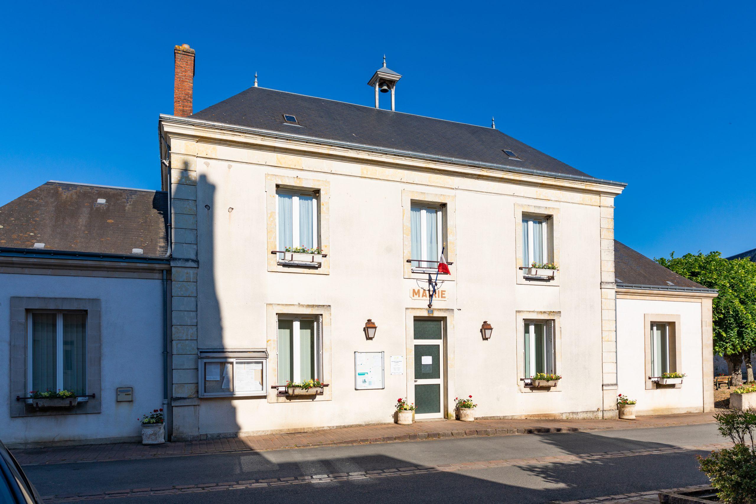 Mairie de Lhomme
