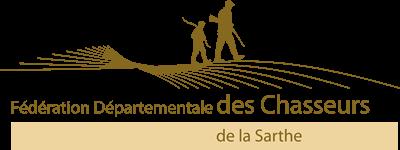Logo Fédération Départementale des chasseurs de la sarthe